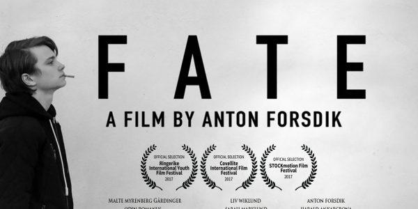 FATE film Official site Ödet film av Anton Forsdik,News about FATE film (2017) Anton Forsdik,Ringerike International Youth Film Festival (RIYFF) Fate film