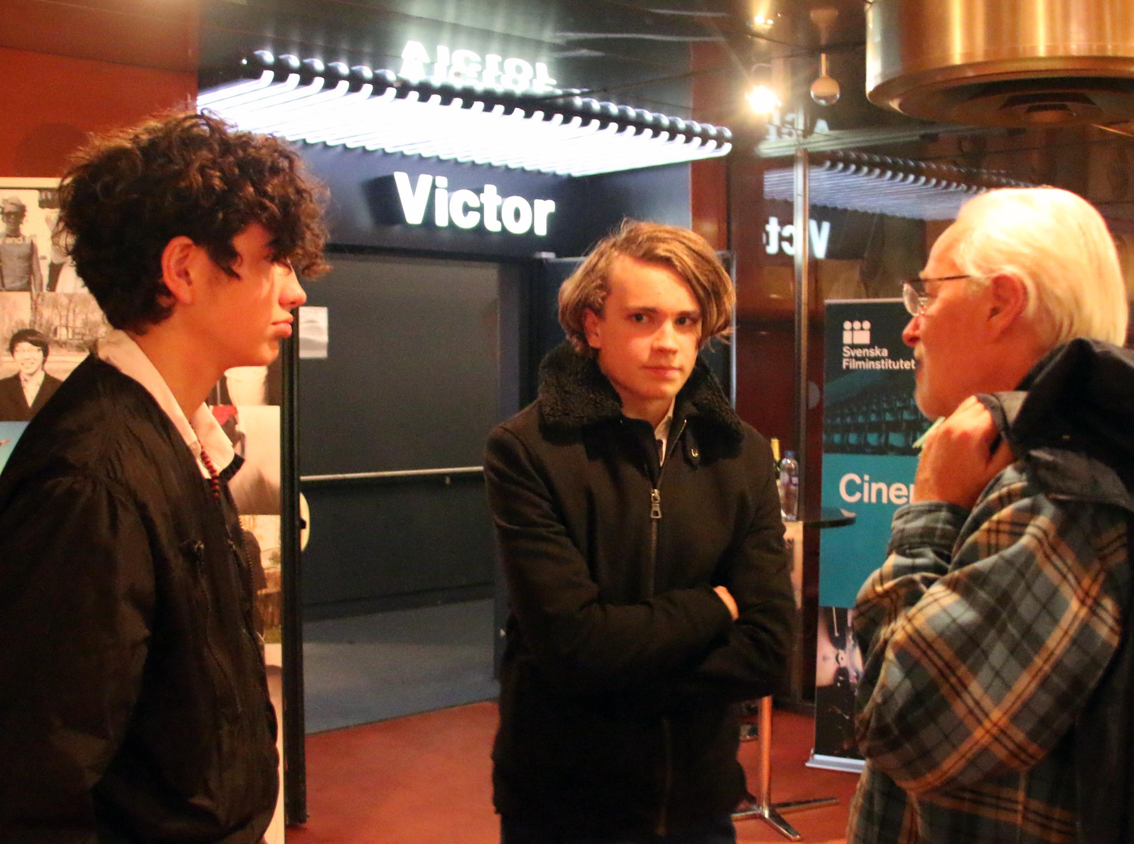 Stockmotion filmfestival,malte Gårdinger,Anton Forsdik,Per Sundström Fate film-2