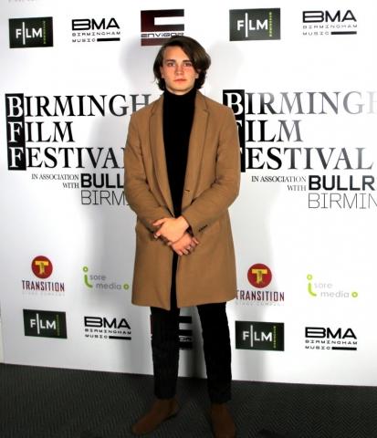 Birmingham Film Festival - fate film - Anton Forsdik
